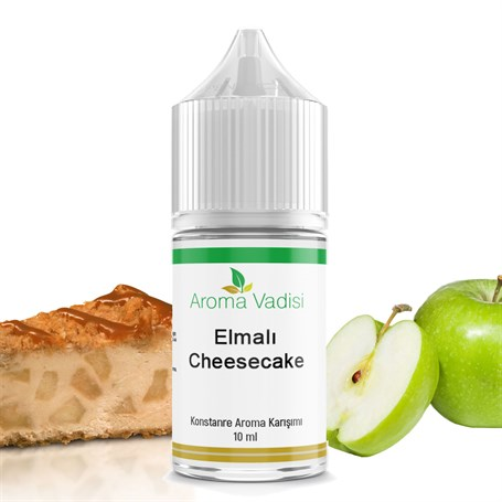 Elmalı Cheesecake 10 ml
