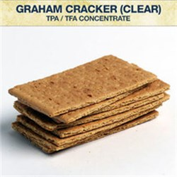 Graham Cracker Clear 10 ml