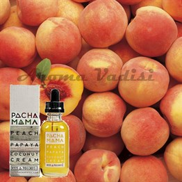 Pachamama Peach Papaya Coconut Cream 10 ml